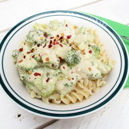 Creamy Broccoli Sauce (Vegan, Gluten-free)