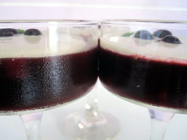 Vegan Gluten-free Dairy-free Berry Gelly