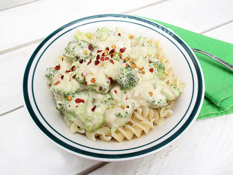 Vegan Gluten-free Creamy Broccoli Recipe