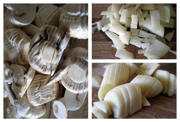 creamy vegan and gluten-free mushroom sauce