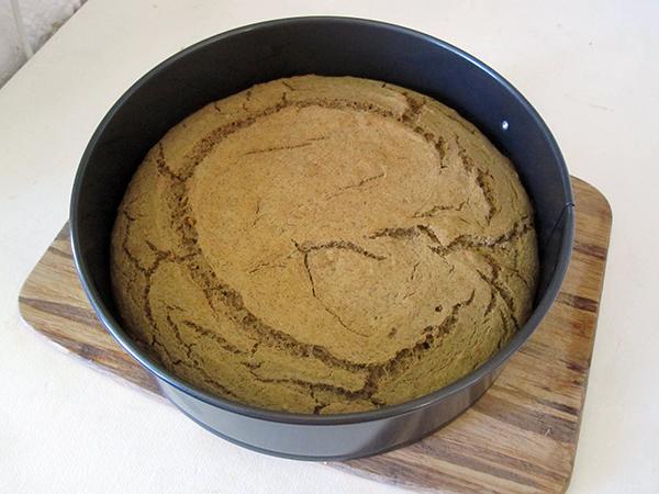 Vegan Gluten-free Strawberry Cake
