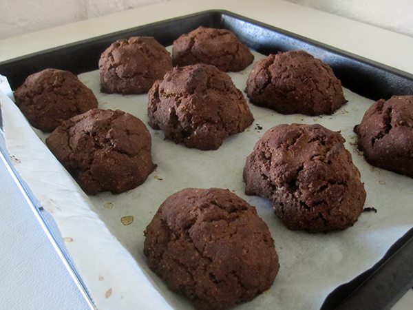 vegan gluten-free gingerbread lebkuchen