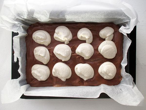 Traumhafte Nix-backen Rohköstliche Vegane Glutenfreie Schokoladen Vanille Schnitten Rezept