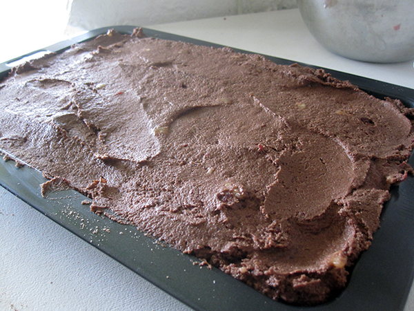 Vegan Gluten-free Mud-Cake