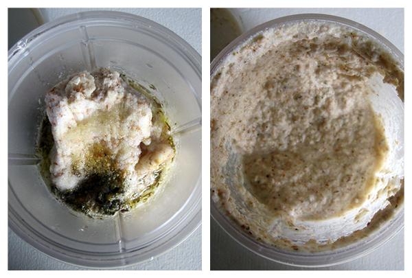 Vegan Almond Pulp Cheese