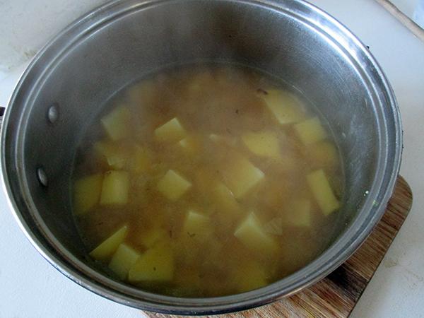 Vegan Gluten-free Leek Potato Soup