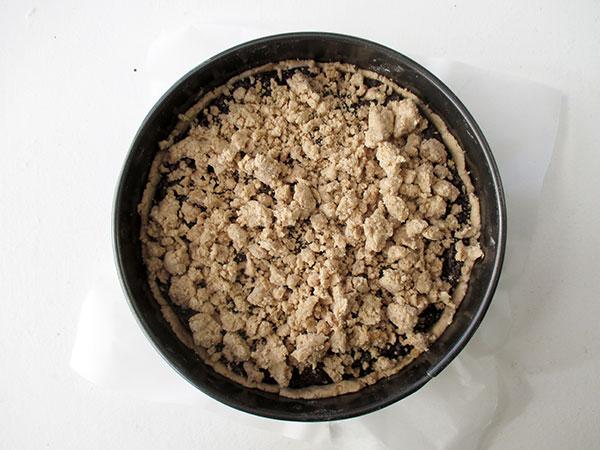 Veganer Glutenfreier Milchfreier Mohnkuchen ohne Kristallzucker und ohne Öl Rezept