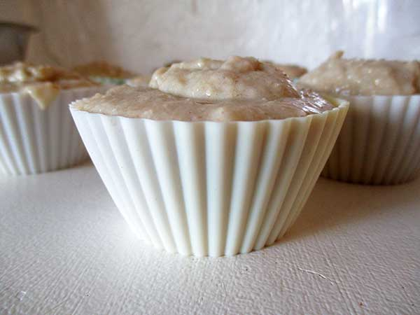 Vegan Gluten-free Lemon Cupcakes with Lemon Cream