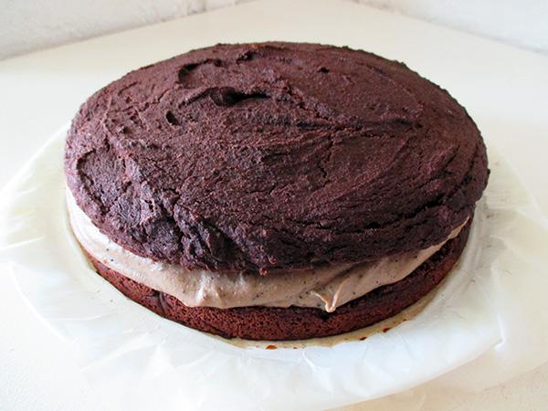 Vegan and Gluten-free Chocolate Mocha Coffee Cake