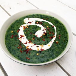 Kale Potato Soup (Vegan, Gluten-free)