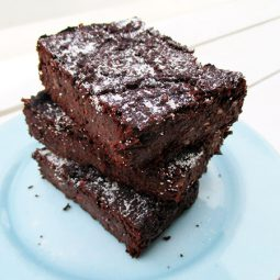 Protein Brownies (Vegan, Glutenfrei)