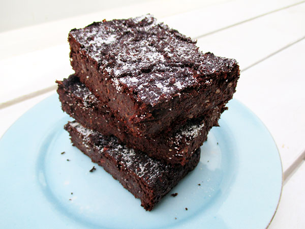 Protein Brownies Vegan Glutenfrei Das Vegan Monster Vegane