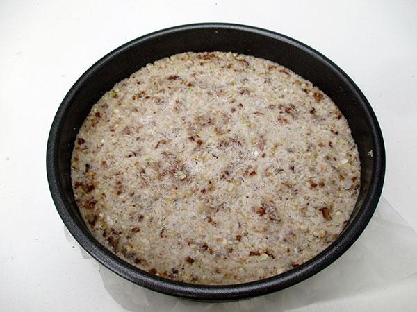 Vegan Gluten-free Dairy-free Nut-free Raw Lemon Raspberry Cake