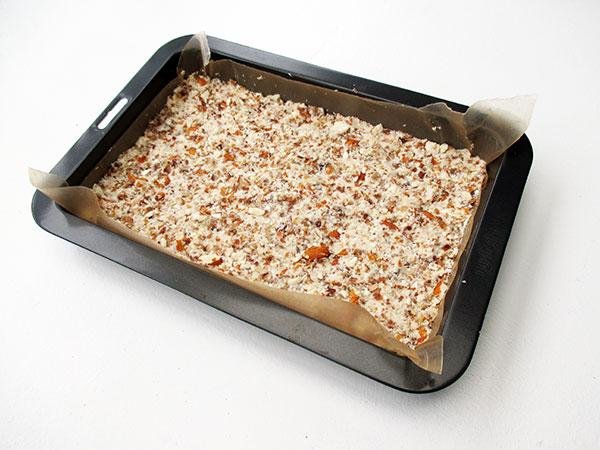Raw Vegan Gluten-free Dairy-free Sugar-free Salted Caramel Slices