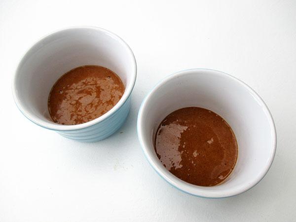 Vegan Gluten-free Low-fat Oil-free Pumpkin Spice Pudding