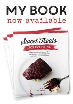 The Vegan Monster - Sweet Treats For Everyone Recipe Cook Book with Gluten-free Vegan Dairy-free Egg-free Refined Sugar FreeRecipes