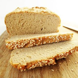Quinoa Bread (Vegan, Gluten-free, Oil-free)
