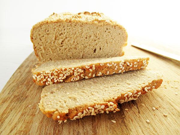 Quinoa Bread Recipe Das Vegan Monster Vegane Glutenfreie Rezepte