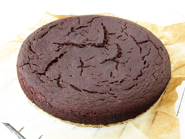 Schokoladenkuchen Vegan Glutenfrei Ohne Ol Das Vegan Monster