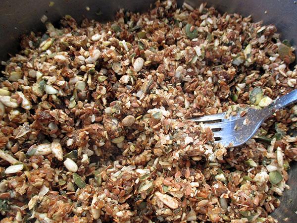 Veganes Glutenfreies Hausgemachtes Muesli Ohne Nuesse Ohne Kristallzucker Fruchtgesüsst Rezept