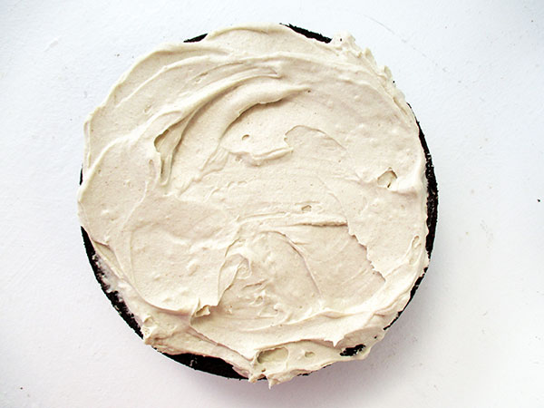 Vegan Gluten-free Dairy-free Oil-free Chocolate Cake With Super Creamy Vanilla Frosting Recipe Rezept