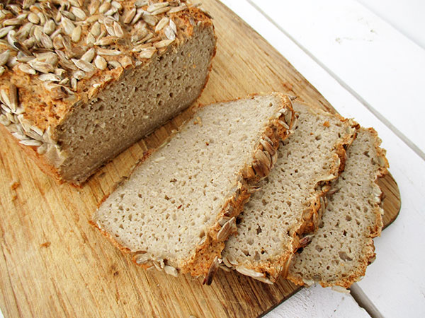 bread machine gluten free bread recipe