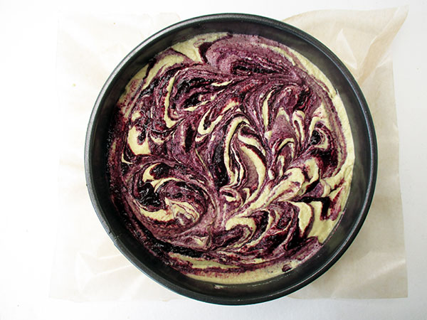Nix-Backen Vegane Glutenfreie Zitronen Blaubeer Torte Ohne Zucker Ohne Nuesse Rezept
