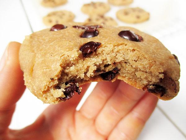 vanille schoko cookies vegan glutenfrei ohne kristallzucker das vegan monster vegane. Black Bedroom Furniture Sets. Home Design Ideas