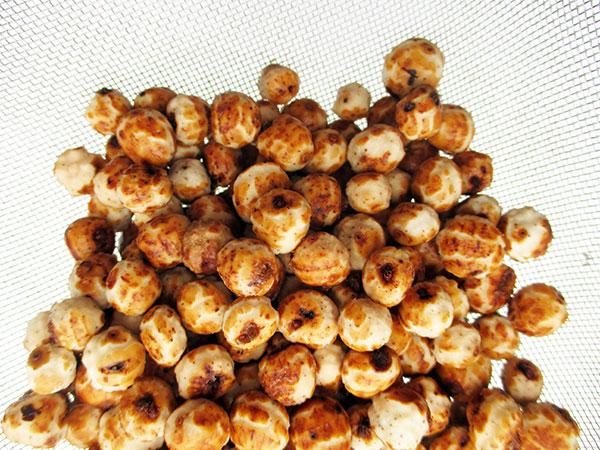 Vegan Gluten-free Nut-free Tigernut Milk Recipe