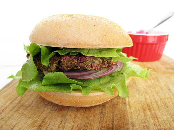 Vegan Gluten-free Broccoli Bean Burger Pattie Recipe - Vegane Glutenfreie Brokkoli Bohnen Bratlinge Rezept