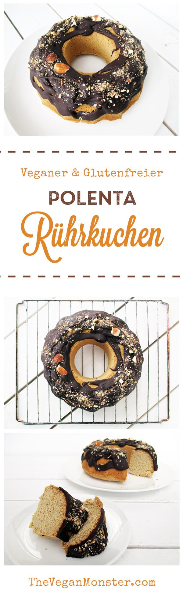Veganer Glutenfreier Saftiger Polenta Ruehrkuchen Rezept