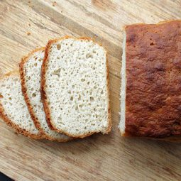 Potato Bread (Vegan, Gluten-free)