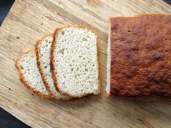 Vegan Gluten-free Potato Bread Recipe - Veganes Glutenfreies Kartoffel Brot Rezept
