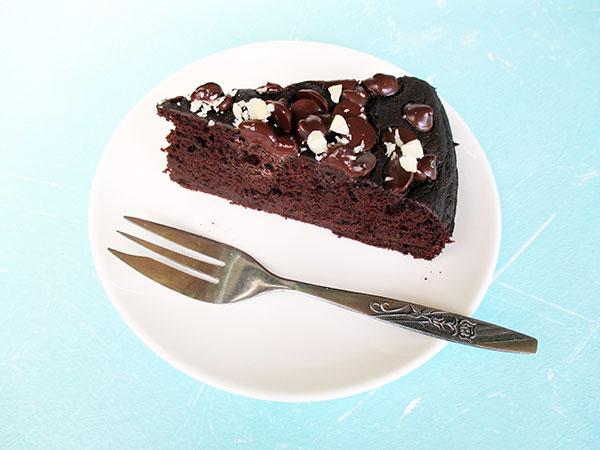 Macadamia Schokoladen Kuchen Vegan Glutenfrei Das Vegan Monster