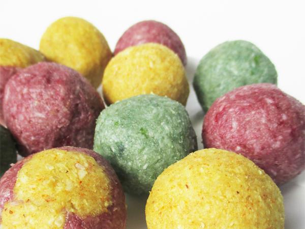 Vegan Glutenfree Refined Sugar Free Fruity Blissballs Recipe - Vegane Glutenfreie Fruchtige Energiebaellchen Ohne Kristalllzucker Rezept