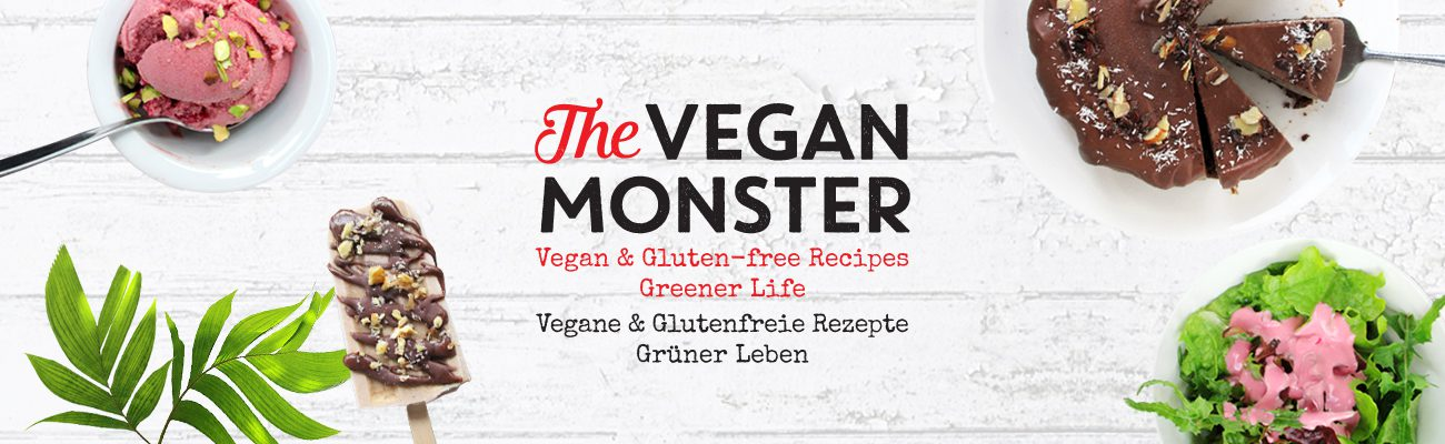 Das Vegan Monster
